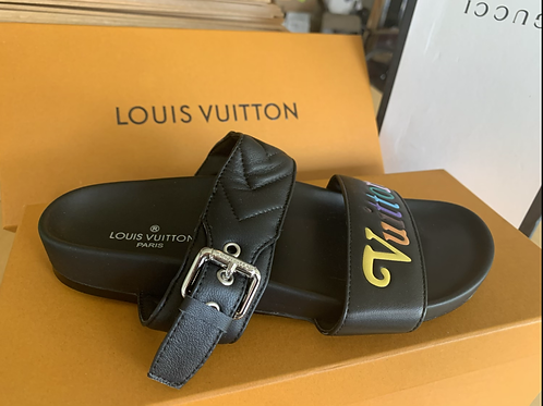 New AAA sandals #500 preorder /black in stock