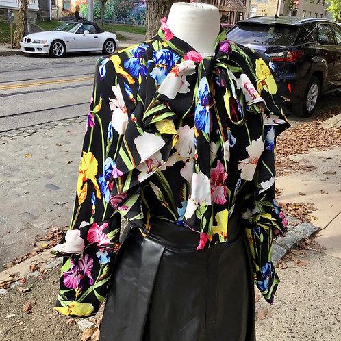 Gracia Floral top