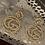 Thumbnail: GG bling earrings