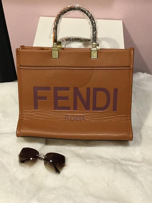 Inspired Fendi Roma Hangbag