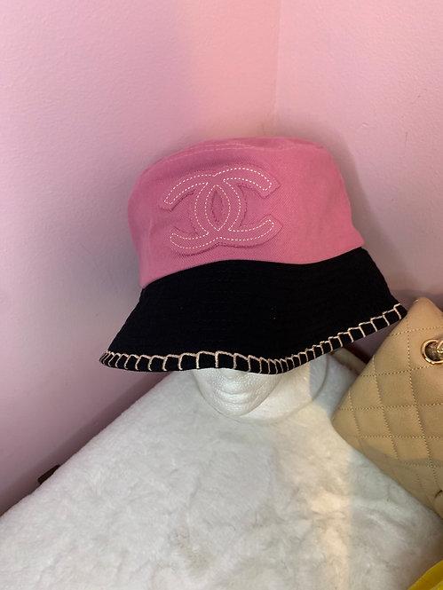 New Cc pink /black hat