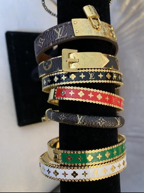 Designer star style  bangle /bracelet