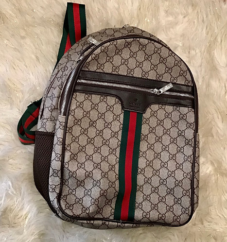 Gucci Inspired Backpack