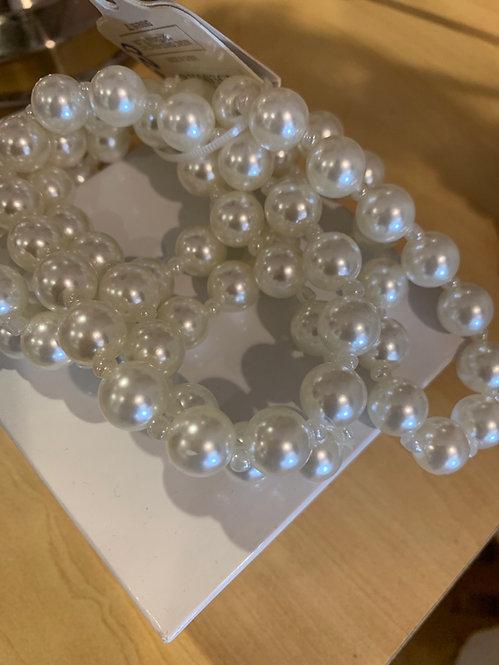 New Stretch pearl bracelet