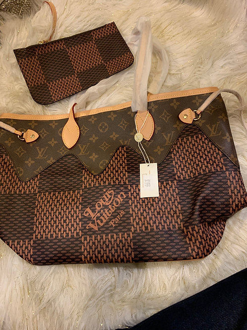 We call her Coffee Lv tote Anniversay