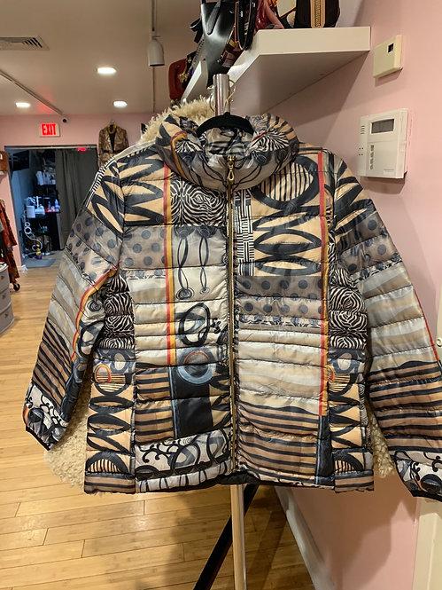 Dolcezza bubble jacket 70831