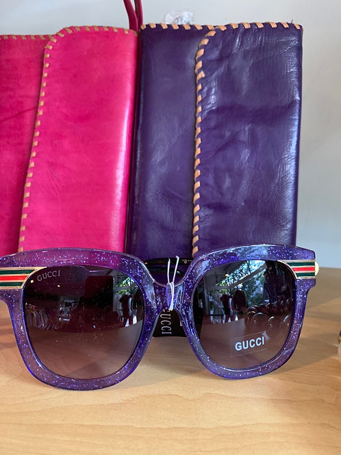 Purple GG shades