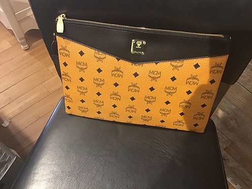 Inspired MCM clutch