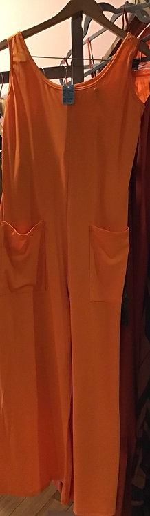 New Orange jumpsuit