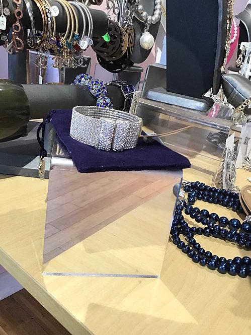 Crystal Avenue Diamond Bling Braclet