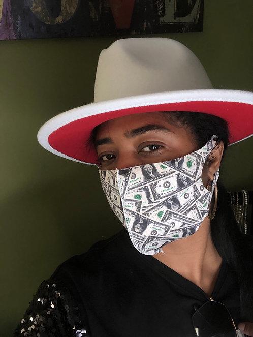 Money mask #10