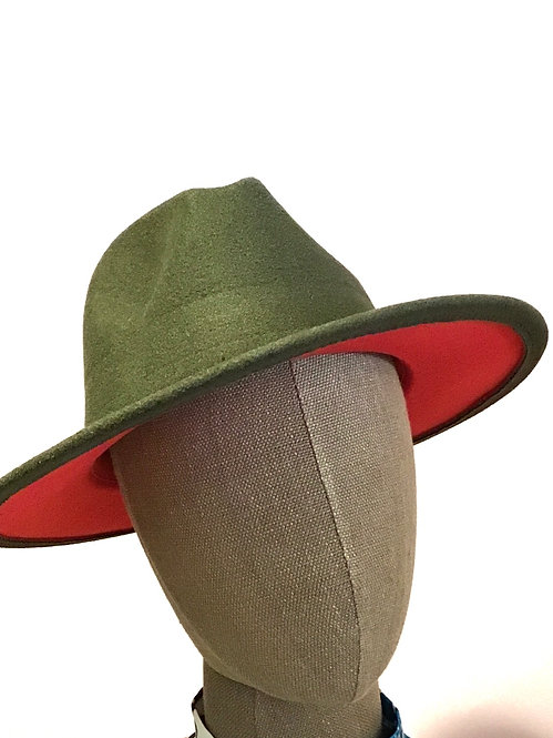 Trendy Fedora Hats in New Colors