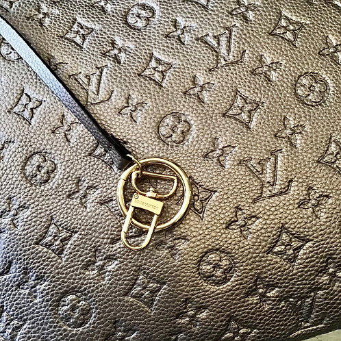 Inspired Leather LV hobo 40249