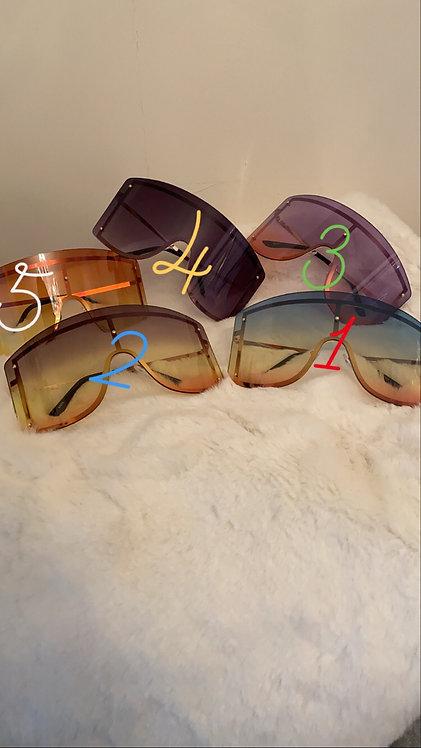SA376 oversized shades