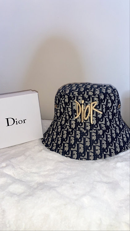 Inspired Dior bucket hat