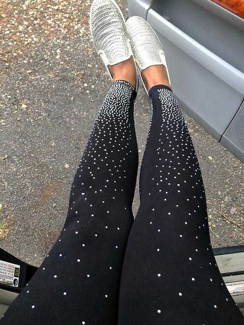 Bling leggings  ✨ size small only