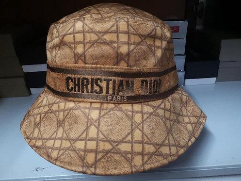C Dior hat