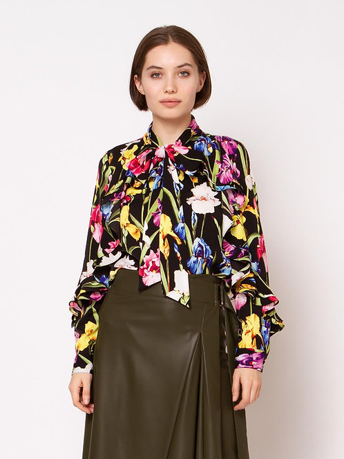 Garcia flower blouse