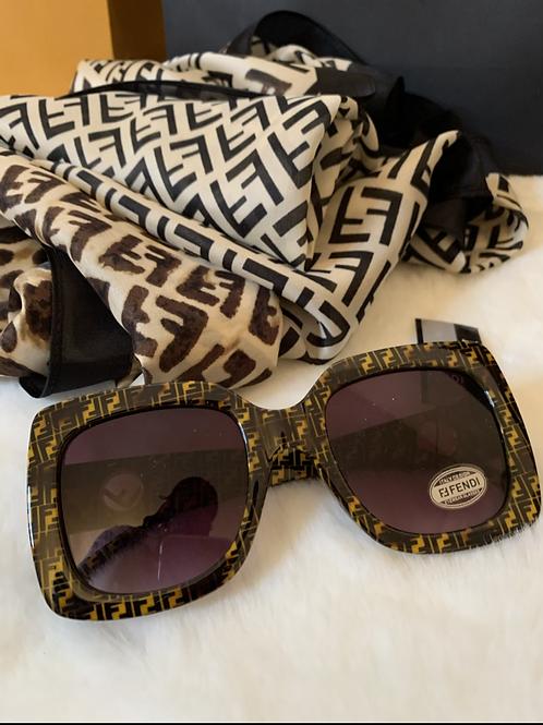 FF shades  monogram