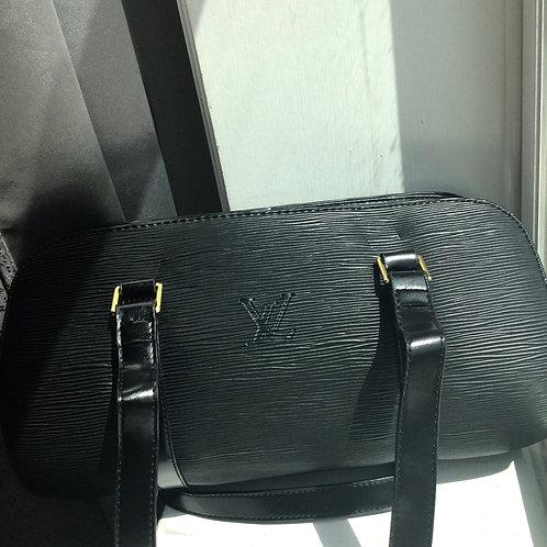 LV inspired round handbag A317