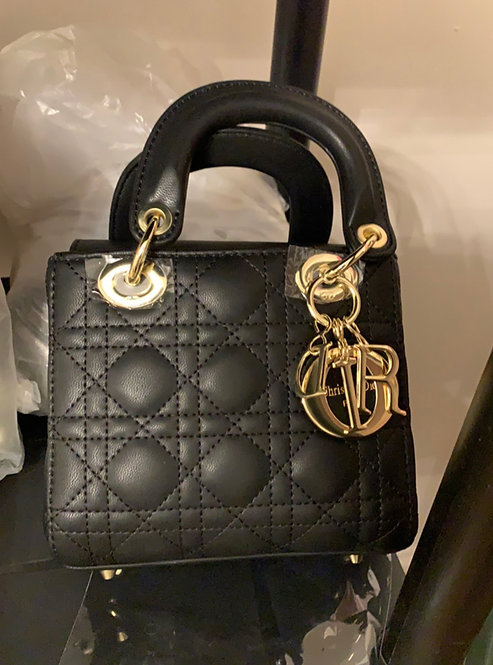 Black inspired C Dior new style