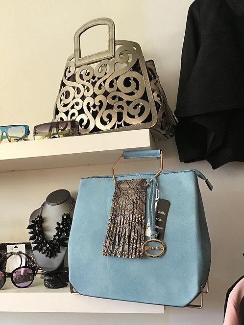 Fashion  handbag ls88866 black only