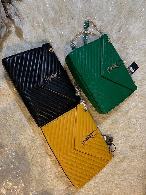 Large envelope Inspired ysl purse 99181