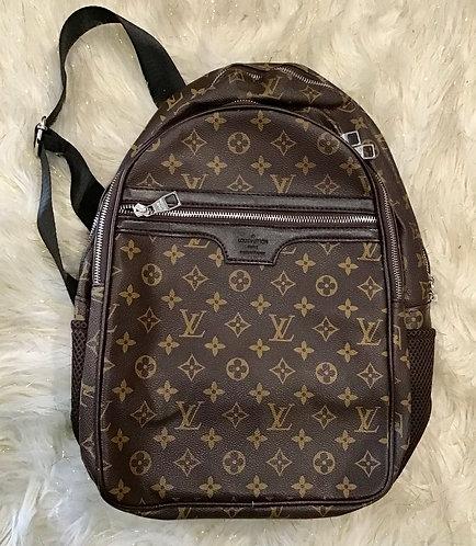LV inspired Backpacks
