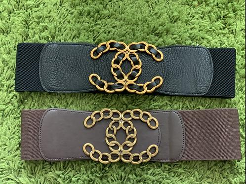 CC stretch belt