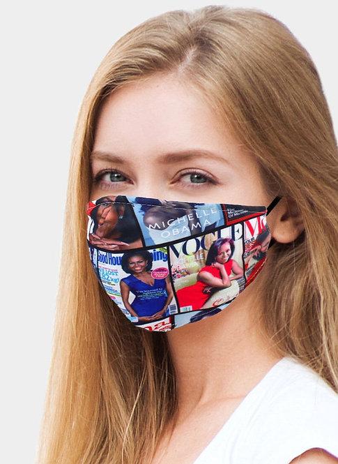 New Mrs Obama  mask