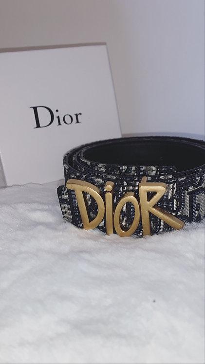 Inspired Dior belt