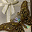 Thumbnail: Butterfly brooch #p1218