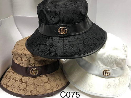 Signature  GG bucket hat