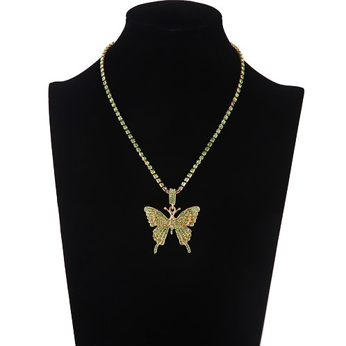 Butterfly necklace  #5