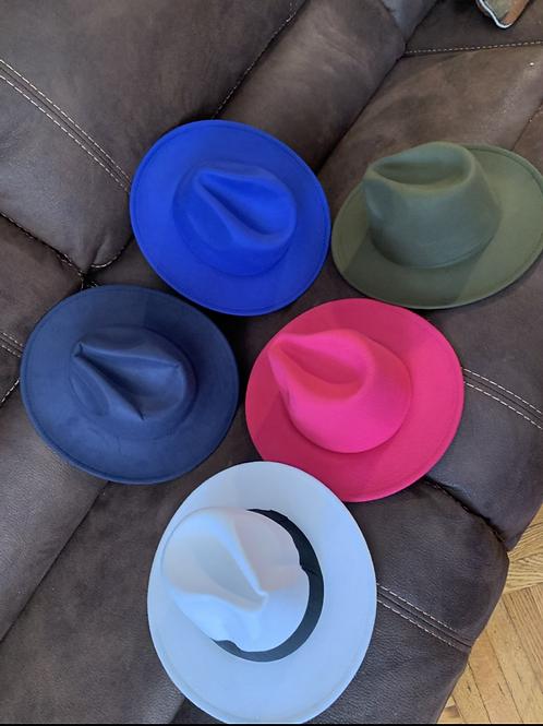 New fedora hats 2020