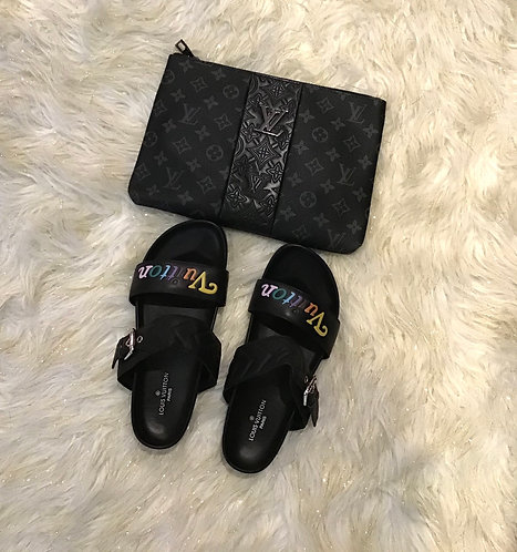 Vuitton Slides