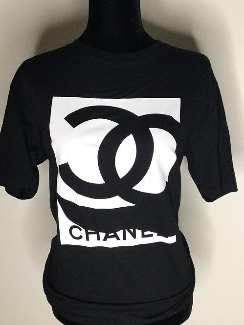Chanel inspired design T-shirt