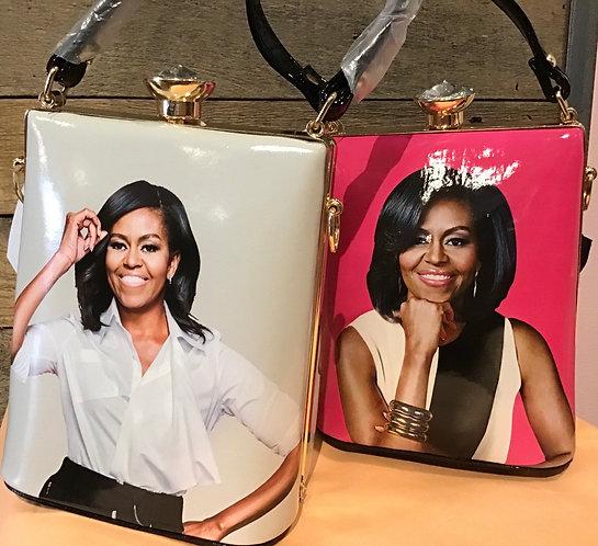 Mrs Obama Handbag small