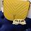 Thumbnail: Inspired YSl handbag yellow