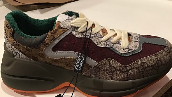 Gucci sneakers track AAA