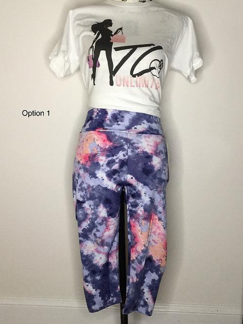 Colorful Athletic leggings