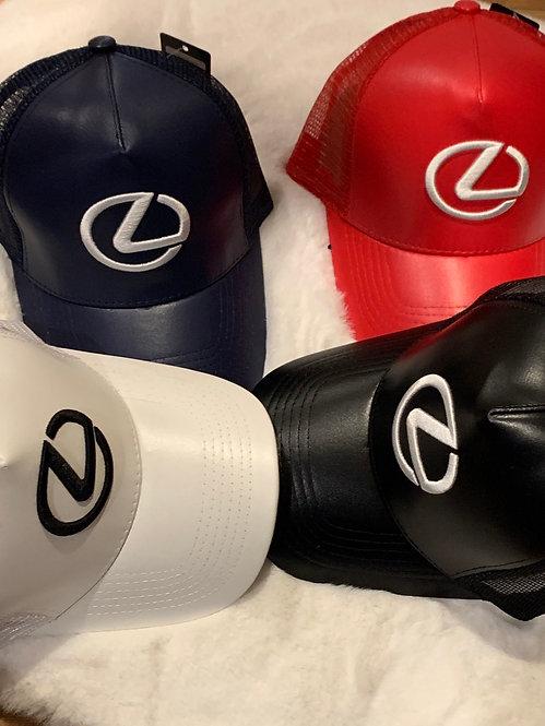 Car baseball logo hat Lexus