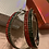 Thumbnail: Red/green bling Hoops