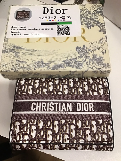 1283-2 Dior  wallet