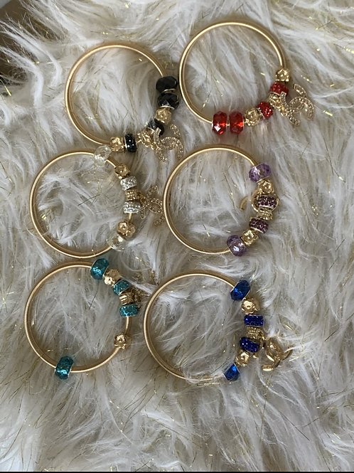 Inspired CC charm bracelets
