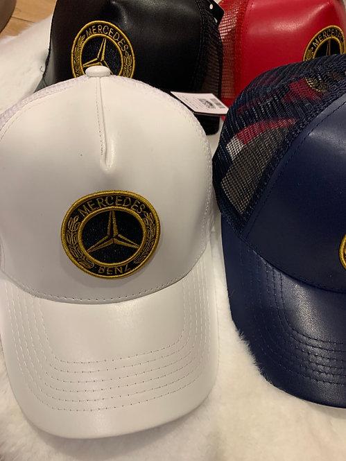 Car baseball hats Benz
