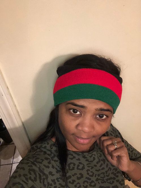 Red/green/black Headband sale