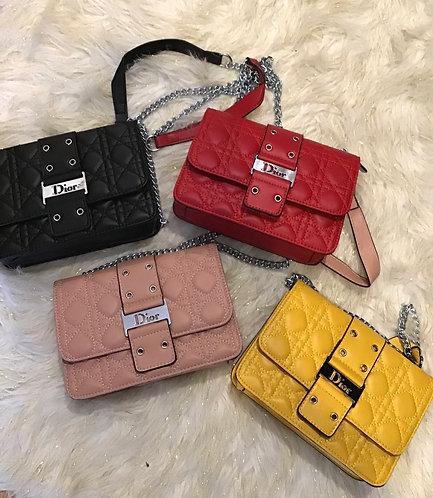 Dior inspired bag
