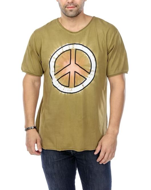 Peace men t shirt