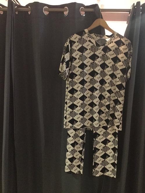Inspired Dior lounge wear
